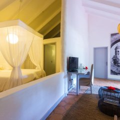 Отель Bom Bom Principe Island 4* Бунгало с различными типами кроватей фото 4
