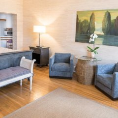 Отель Harbor House Inn 3* Студия Делюкс с различными типами кроватей фото 23