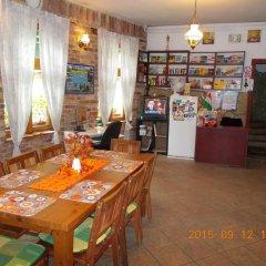 Отель Hungaria Guesthouse питание фото 2