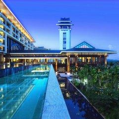Отель Haitang Bay Gloria Sanya E-Block бассейн фото 2