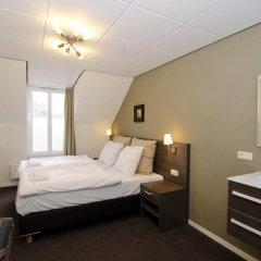 Hotel Asselt 3* Номер с общей ванной комнатой с различными типами кроватей (общая ванная комната)