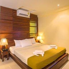 Отель Lanta Pura Beach Resort 3* Улучшенный номер с различными типами кроватей фото 4