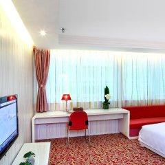 Grand Chu Hotel комната для гостей фото 2