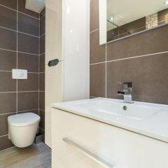 Отель Pont Vieux - 2 Chambres - Vieux Nice Франция, Ницца - отзывы, цены и фото номеров - забронировать отель Pont Vieux - 2 Chambres - Vieux Nice онлайн ванная