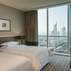 Sheraton Grand Hotel, Dubai 5* Апартаменты с различными типами кроватей фото 2
