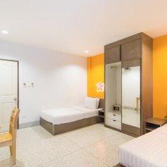 Отель The Fifth Residence 3* Улучшенный номер с 2 отдельными кроватями фото 8