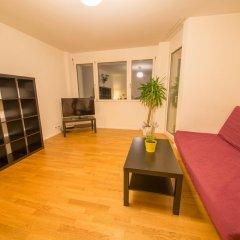 Отель HITrental Kreuzplatz Apartments Швейцария, Цюрих - отзывы, цены и фото номеров - забронировать отель HITrental Kreuzplatz Apartments онлайн комната для гостей фото 4