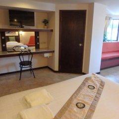 Отель Paradise Inn 3* Стандартный номер с различными типами кроватей фото 7