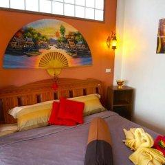 Отель Villa Sukhothai @ Golden Pool Villas комната для гостей фото 2