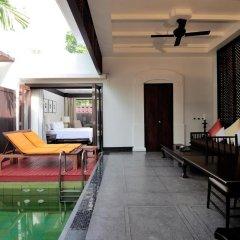 Отель Malisa Villa Suites 5* Вилла с различными типами кроватей фото 10