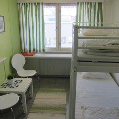 Stadion Hostel Helsinki Номер Эконом с разными типами кроватей (общая ванная комната)