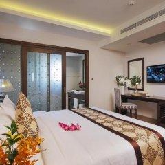 Athena Boutique Hotel 3* Номер Делюкс с различными типами кроватей фото 12