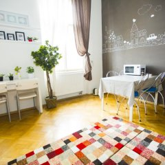 Апартаменты Praha Feel Good Apartment питание