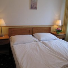 Hotel Jana / Pension Domov Mladeze Стандартный номер с двуспальной кроватью (общая ванная комната)