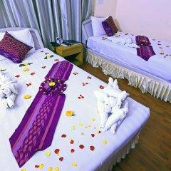 Royal Yadanarbon Hotel 3* Стандартный номер с двуспальной кроватью фото 6