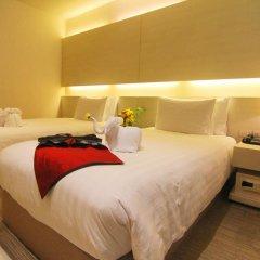 Отель Aspira Hiptique Sukhumvit 13 3* Номер Делюкс с различными типами кроватей фото 4