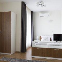Hotel Perla 2* Апартаменты с различными типами кроватей фото 3
