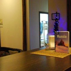 Сафари Хостел Кровать в общем номере с двухъярусными кроватями фото 20