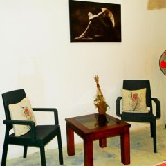 Отель Raj Mahal Inn Шри-Ланка, Ваддува - отзывы, цены и фото номеров - забронировать отель Raj Mahal Inn онлайн удобства в номере фото 2