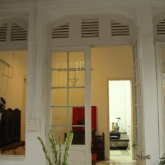 Отель Chez Pham District 3 French Villa комната для гостей фото 3