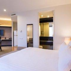 Отель Emporium Suites by Chatrium 5* Улучшенный номер фото 12
