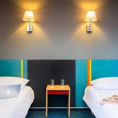 Отель Ecotel Vilnius 3* Стандартный номер с различными типами кроватей фото 12