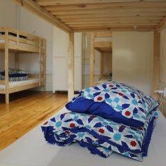 O2 Hostel Кровать в общем номере двухъярусные кровати фото 7