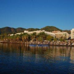 Pasa Beach Hotel - All Inclusive Мармарис пляж фото 2