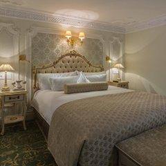 Гостиница Эрмитаж - Официальная Гостиница Государственного Музея 5* Номер Делюкс разные типы кроватей фото 6