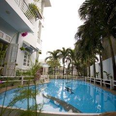 Отель The Moon Villa Hoi An 2* Стандартный номер с различными типами кроватей фото 8