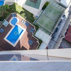 Отель Apartamentos Vista Bella балкон