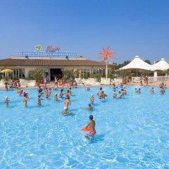 Отель Villaggio Riva Musone Порто Реканати бассейн фото 2