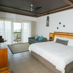 Отель Outrigger Fiji Beach Resort комната для гостей фото 5
