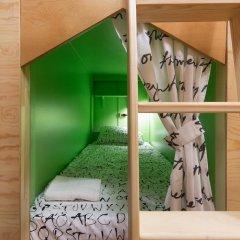 Хостел InDaHouse Кровать в общем номере фото 2