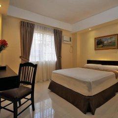 Отель M Citi Suites 3* Стандартный номер с различными типами кроватей фото 6