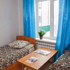 Гостевой дом «Адмирал» Номер Эконом разные типы кроватей фото 3