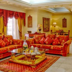 Отель Royal Mirage Deluxe 4* Номер Делюкс с различными типами кроватей фото 6