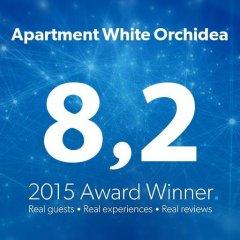 Апартаменты Apartment White Orchidea Апартаменты с различными типами кроватей фото 4
