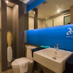 Отель AVA Sea Resort 4* Номер Делюкс с различными типами кроватей фото 12