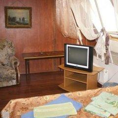 Гостиница Клеопатра Номер Эконом с разными типами кроватей фото 7