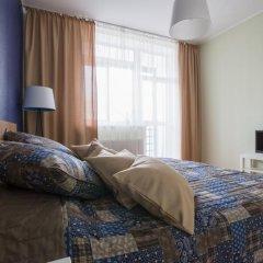 Апартаменты Максим Апартаменты с различными типами кроватей фото 18