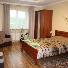 Отель Modern Castle Апартаменты с различными типами кроватей фото 29