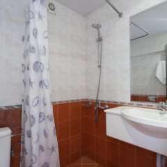 Отель Pliska ванная фото 2