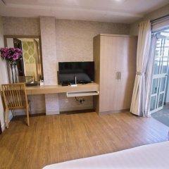 Thuy Sakura Hotel & Serviced Apartment 3* Люкс с различными типами кроватей фото 2