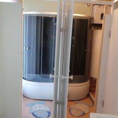 Хостел Архитектор Кровать в общем номере с двухъярусной кроватью фото 35