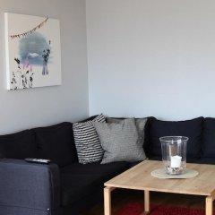 Апартаменты Hordatun Apartments комната для гостей фото 4