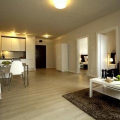 Апартаменты Platinum Apartments комната для гостей фото 5