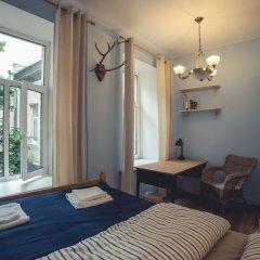 Гостиница Кубахостел Улучшенный номер с различными типами кроватей фото 13