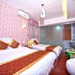 Отель Xiamen Cicadas Sleeping Inn Китай, Сямынь - отзывы, цены и фото номеров - забронировать отель Xiamen Cicadas Sleeping Inn онлайн комната для гостей фото 5