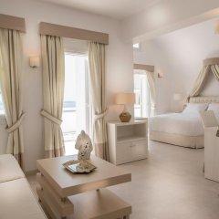 Отель Santorini Secret Suites & Spa 5* Вилла Junior с различными типами кроватей фото 4